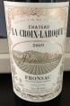 Château La Croix-Laroque Prestige
