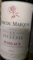 Rose du Marquis - Margaux
