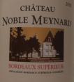Château Noble Meynard