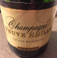 Champagne Veuve Emille - Cuvée Réservée