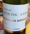 Château Mouchac - La Rame Bordeaux Supérieur