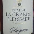 Château La Grande Pleyssade Bergerac