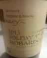 Volney 1er Cru - Robardelle