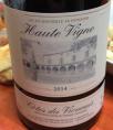 Haute Vigne