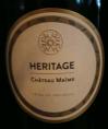 Heritage - Côtes de provence