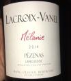 Lacroix-Vanel - Mélanie