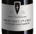 MERCUREY 1ER CRU CLOS DES MONTAIGUS