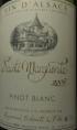 Pinot Blanc - Sainte Marguerite