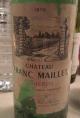 Chateau Franc Maillet