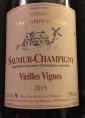 Saumur-Champigny Vieilles Vignes
