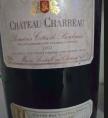 Château Charreau Cuvée des Vieilles Vignes