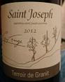 Saint Joseph Terroir de Granit