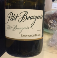 Petit Bourgeois Sauvignon