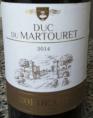 Duc du Martouret