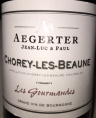 Chorey-Les-Beaunes «Les Gourmandes»
