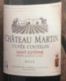Château Martin - St Estèphe Cuvée Coutelin