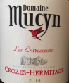 Domaine Mucyn Crozes-Hermitage