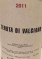 Toscana Tenuta di Valgiano