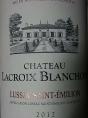 Château Lacroix Blanchon