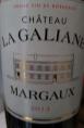 Château La Galiane Margaux