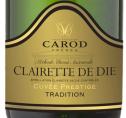 Clairette de Die Tradition cuvée