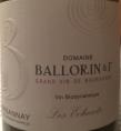Domaine Ballorin & F