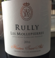 Rully Les Mollepierres