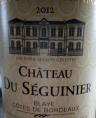 Château du Séguinier