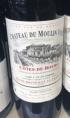 Château du Moulin Vieux Côtes de Bourg Cuvée Tradition
