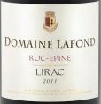 Lirac - Roc-Épine