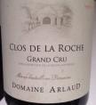 Clos de la Roche Grand Cru