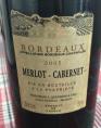 Merlot - Cabernet
