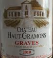 Château Haut Gramons