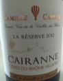 La Réserve - Cairanne