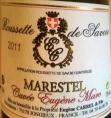 Marestel - Cuvée Eugène Marc