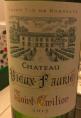 Château Vieux Faurie