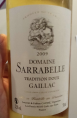 Gaillac Tradition Doux
