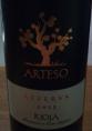 Arteso - Reserva