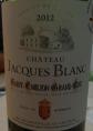 Château Jacques Blanc