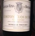 Corton Clos du Roi Grand Cru