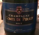 Champagne Comte de Perrey Brut