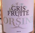 Gris Fruité