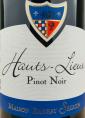 Hauts Lieux Pinot Noir