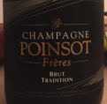 Champagne Poinsot Frères Brut Tradition