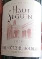 Château Haut Seguin