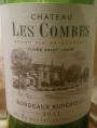 Château Les Combes - Cuvée Saint-Louis