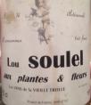 Lou Soulel aux Plantes and Fleurs