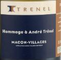 Mâcon Village Hommage à André Trénel