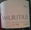 Mauritius Côtes du Rhône Villages