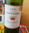 Léo de la Gaffelière Saint-Emilion